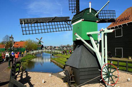 Dagtocht Zaanse Schans vanuit Amsterdam Incl. bezoek aan de Zaanse Schans!  Rondvaart van in totaal 6 uur   Geldig t/m 28 augustus 2021
