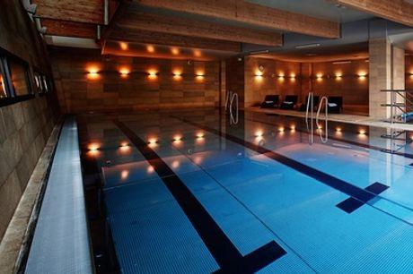 Kolberg: Standard-/Deluxe-Apartment mit Spa für 2 oder 4 Personen im Olympic Park Kołobrzeg