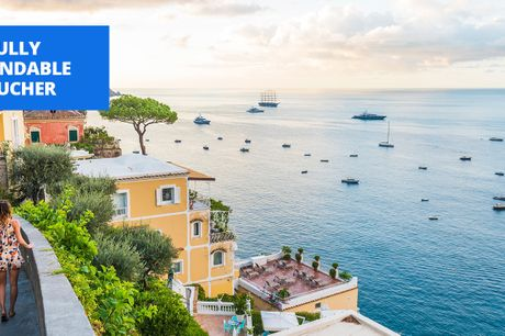 £155pp -- 'Gorgeous' Sorrento villa: 3-night stay, 60% off