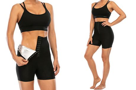 £9.98 instead of £23.50 for a women's waist shaper from J & Y Distribution - save 58%