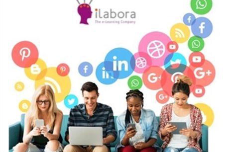 Curso Online de REDES SOCIAIS PARA EMPRESAS por 39€ com Certificado no iLabora. Valorize a sua Formação.