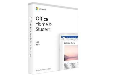 Microsoft Office 2019 Home & Student or Professional - Windows Only     Home  and  Student includes four classic Office programmes:     Word, Excel, Powerpoint and OneNote, perfect for everyday tasks and essay writing     Professional:This comprehensi