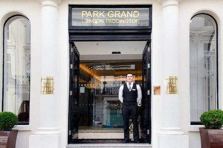 A Paddington, London stay at Park Grand London Paddington for two people with breakfast, a city of London map and late checkout. £79 for one night, or £178 for two nights - save up to 50%