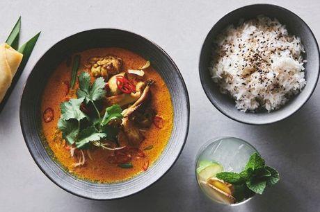 Kun i dag! WokWok: Ejer med flair for det asiatiske køkken åbner thai køkken i Tivoli Food Hall.