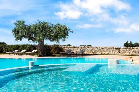 Italia Polignano a Mare - Borgobianco Resort & Spa 5* a partire da € 175,00. Resort & Spa 5* tra gli ulivi a pochi minuti da Polignano