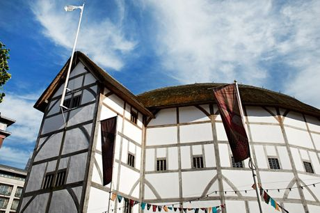 £12 -- 'Cultural icon' Shakespeare's Globe: guided tour