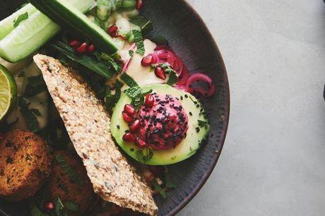 Kun i dag! Nöah : Nordisk køkken med et twist og bredt udvalg af klassiske favoritter.