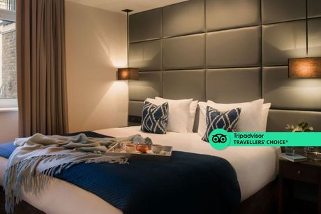 A London stay at 5* The Chilworth London Paddington for two people with breakfast, city map and 1pm late check out. From £89 for an overnight stay, or from £198 for two nights - save up to 57%