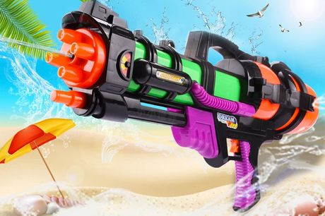 £22.99 instead of £69.99 for a kids water blaster from Vendin Plus - save 67%
