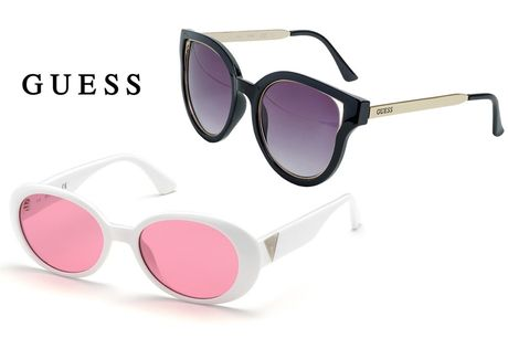 From £14.99 instead of £120 for a pair of women's Guess sunglasses from Brand Arena - save up to 88%