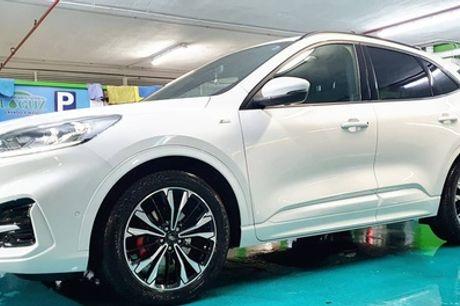 Lavado de coche completo o premium en Autolavado Ecológico Loguz