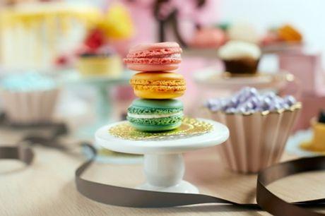 3 Std. Macaron & Cookies Backkurs für 8 Personen im Kaisersaal der Wilden Matilde (33% sparen*)