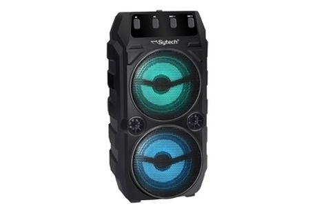 Altavoz inalámbrico y portátil con Bluetooth de Sytech