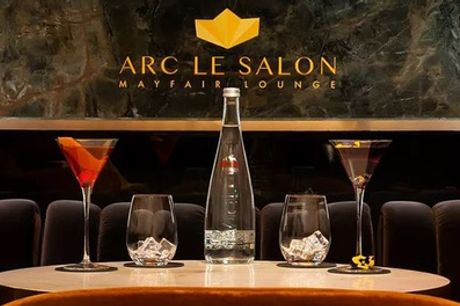 Choice of Three or Five Cocktails at ARC Le Salon (Up to 68% Off)