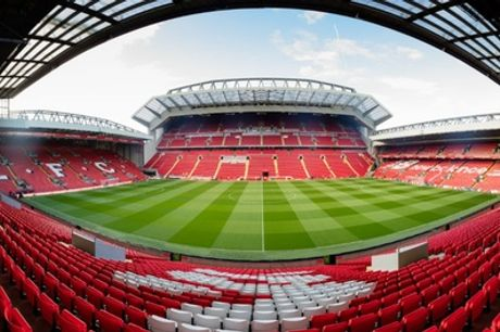 Liverpool Football Club Anfield Stadium Tour with Champions 19/20 Souvenir Guide Book (Up to 22% Off)