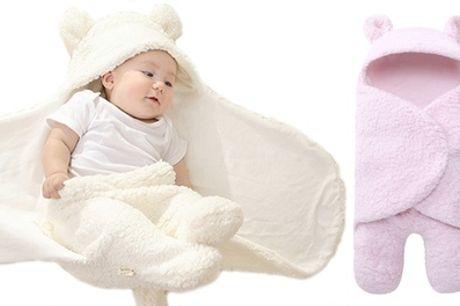 Cobertura térmica para bebé 2 en 1