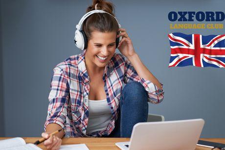 Cursus Engels | Oxford Language Club Leer stap voor stap de Engelse taal van grammatica tot woordenschat. Met de online taalcursus van Oxford Language Club leer je op een efficiënte manier de Engelse taal.