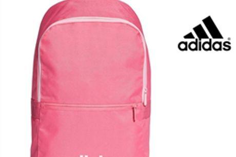 Adidas® Mochila Daily Linear Classic   Rosa por 29.04€ PORTES INCLUÍDOS