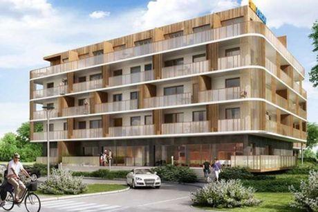 Kolberg: Appartements in der Nähe vom Strand für 2-4 Personen, opt. mit Frühstück, in den Sun & Snow Resorts Kołobrzeg