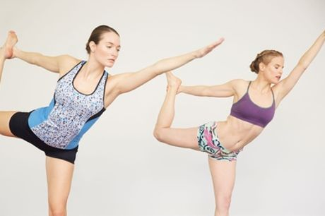 Five One-Hour Sessions of Yoga at Yoga Pilates London (80% Off)