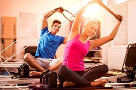 Five Pilates Reformer Classes at Absolute Studios
