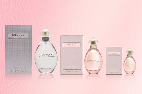 £8 instead of £20 for a 30ml Sarah Jessica Parker Lovely eau de parfum, £11 for a 50ml eau de parfum, £15 for a 100ml eau de Parfum from Perfume Stop - save up to 60%