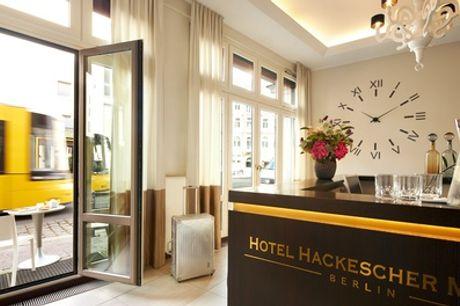 Berlin: Classic- oder Comfort-Doppelzimmer für Zwei, opt. mit Frühstück, im Classik Hotel Hackescher Markt