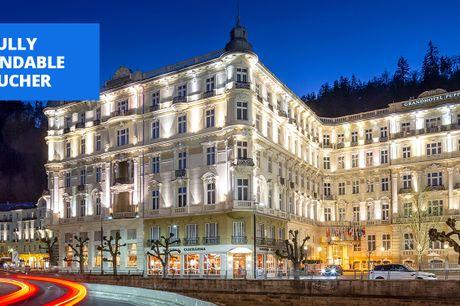 £319 -- Fairytale Czechia town: luxury 2-nt break w/dinner