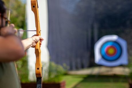 £23 instead of £50 for a 90-minute introduction to archery session for one person at Cotswold Archery, Bourton On The Hill, £45 for two people - save 54%
