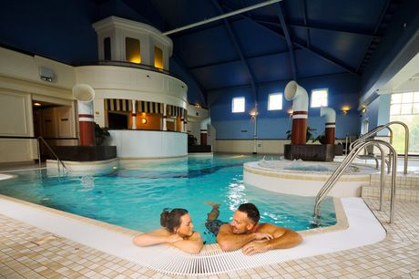 From £59 for a full spa day with a choice of treatment and two-course lunch for one person Alton Towers Spa, or from £114 for two people