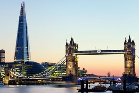 Scavenger Hunt for Up to Five in London, Edinburgh, or Liverpool with World City Trail (66% Off)