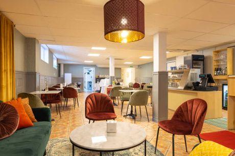 Hyggeligt sportshotel med personlig service, omgivet af muligheder. 3 dage inkl. - 2 overnatninger - 2 x morgenmad - 2 x aftenens ret/buffet - Gratis parkering - Gratis internet