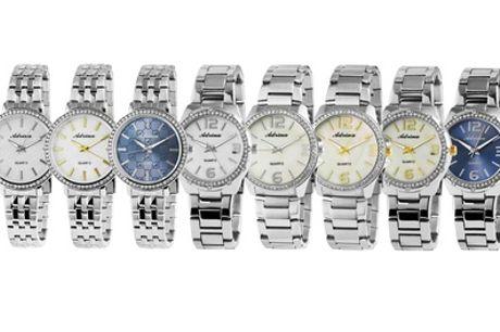 Reloj analógico para mujeres de la marca Adrina