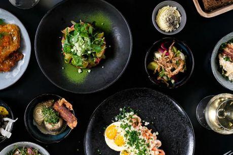 Kun i dag! Darling Bistro & Bar: Ny nordisk gastronomi med fransk islæt og atmosfæriske rammer med kanal-udsigt.