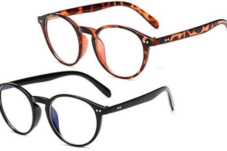 1, 2 o 4 gafas con filtro azul
