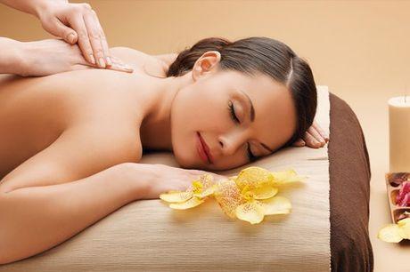 Durante 1 hora, esqueça os problemas e relaxe com uma Massagem Izumi. No Spaso Zen - Wellness & Beauty Paredes por apenas 69,90€