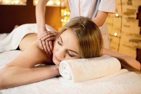Esqueça os problemas e desfrute de uma Massagem Thai Fusion  que combina pedras quentes e deslizamentos profundos. Para 1 pessoa por apenas 69,9€