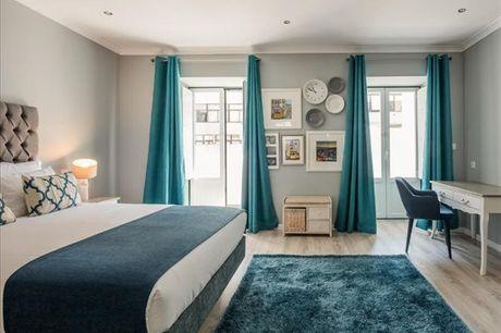 Num pitoresco bairro de Lisboa encontra a Vila Garden Guesthouse,um charmoso prédio do sec. XIX que será o refúgio ideal para uma escapadinha na capital. Para 2 pessoas, 2 noites em suite + welcome drink por apenas 160€