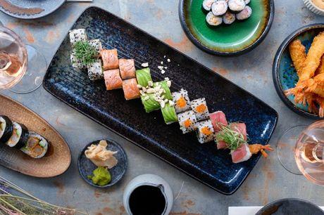Sommer-menuer fra bar'sushi