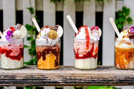 Ice cream DREAM fra Frb. Chokolade