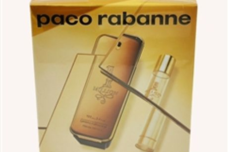 PACO RABANNE 1 MILLION EAU DE TOILETTE 100ML VAPORIZADOR por 84,27€ PORTES INCLUÍDOS
