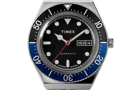 Timex Automatic Steel TW2U29500