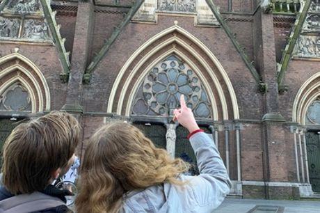 Escape spel door verschillende steden in Nederland bij Outside Escape
