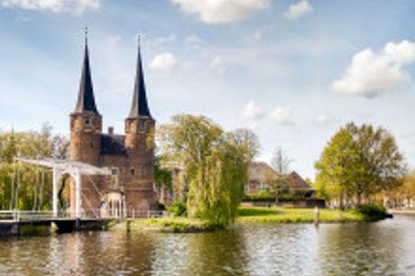 Exklusives Erlebnis im historischen Delft