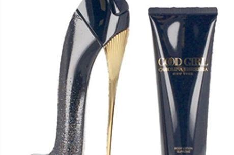 Conjunto de Perfume Mulher Good Girl Supreme Carolina Herrera (2 pcs) por 118.14€ PORTES INCLUÍDOS