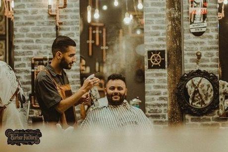 Situado no Lx Factory, em Alcântara, o The Barber Factory não é apenas mais uma barbearia. Aqui não encontra um simples corte mas sim uma nova experiência. Aproveite agora para cortar a sua barba ou cabelo a partir de 13,50€