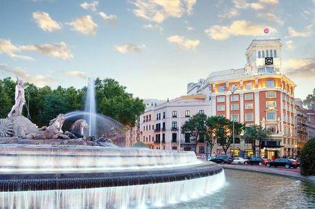 Spagna Madrid - NH Collection Madrid Paseo del Prado 5* a partire da € 60,00. Soggiorno a 5* nel cuore della capitale spagnola