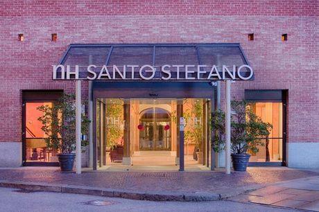 Italia Torino - NH Santo Stefano Torino a partire da € 53,00. Soggiorno nel quartiere alla moda di Torino