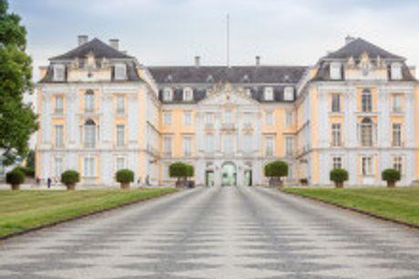 Citytrip nach Köln und Entdeckungstour im Rheinland. Von Juni bis August 2021 buchbar! DasH+ Hotel Köln Brühlist einbarrierefreiesHotel in attraktiver Lage. Brühl ist eine schöne Stadt mit hohem Kultur- und Freizeitwert, Köln und Bonn sind schnell err