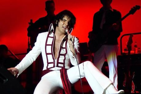 £24 for a ticket to 'The World Famous Elvis Show' tribute concert from LPM Events – choose from Leeds, Sheffield, Glasgow, Blackpool, Oldham or Liverpool and save up to 26%